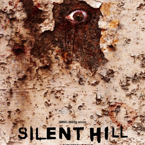 Affiche alternative pour le film silent hill par le rat et l ours graphiste