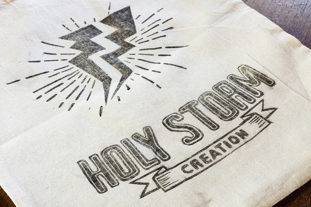 Photo-sac-holy-storm-impression-manuelle